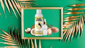 Hair Mask Gold ingredienti