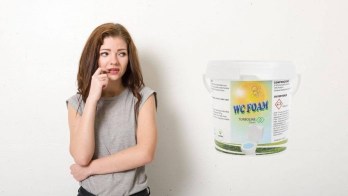 wc foam